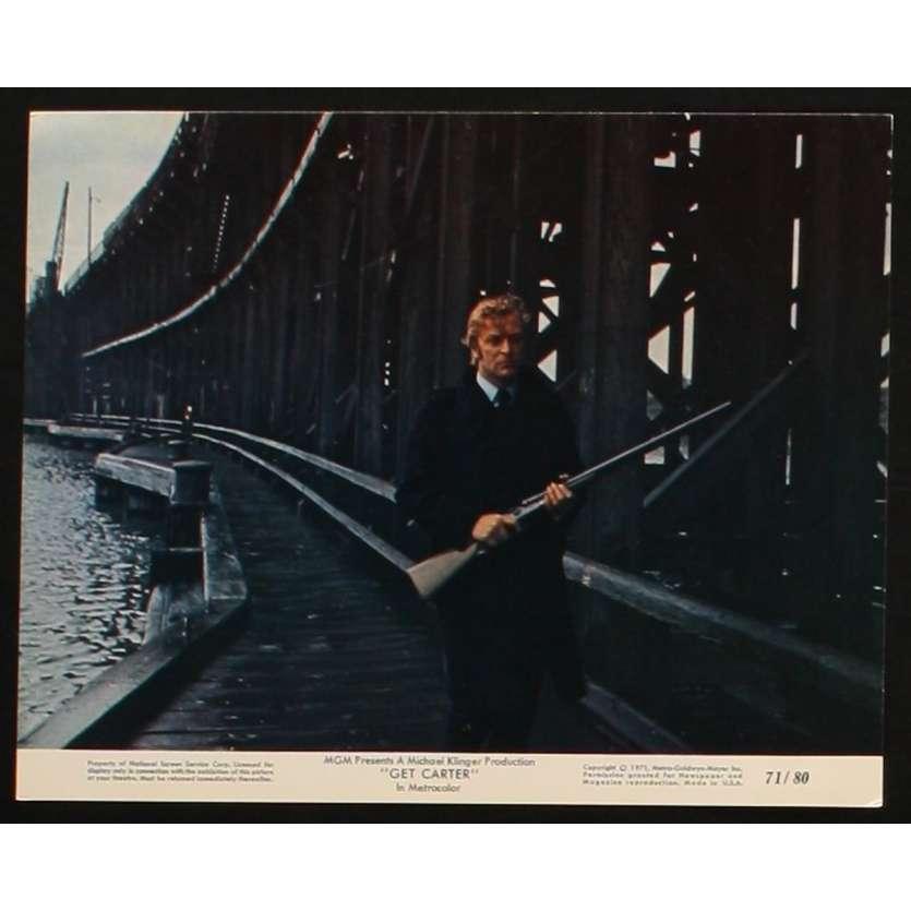 LA LOI DU MILIEU Photo de film 3 20x25 - 1971 - Michael Caine, Paul Hodges
