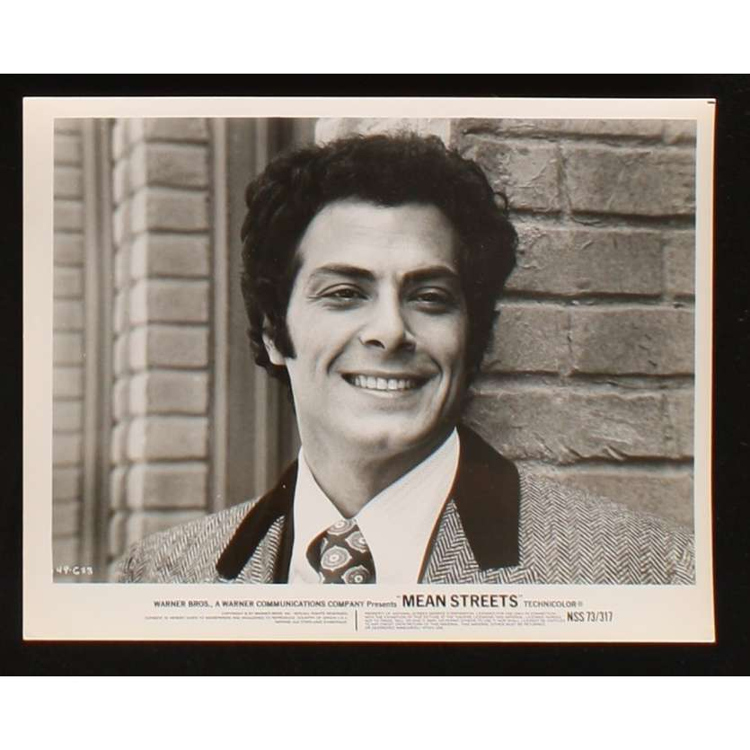 MEAN STREETS Photo de film 8 20x25 - 1973 - Robert De Niro, Martin Scorcese