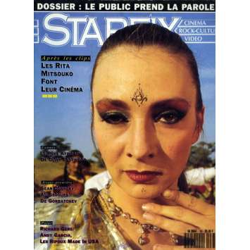 STARFIX Nlle Gen. N°83 Magazine - 1999 - Rita Mitsuko