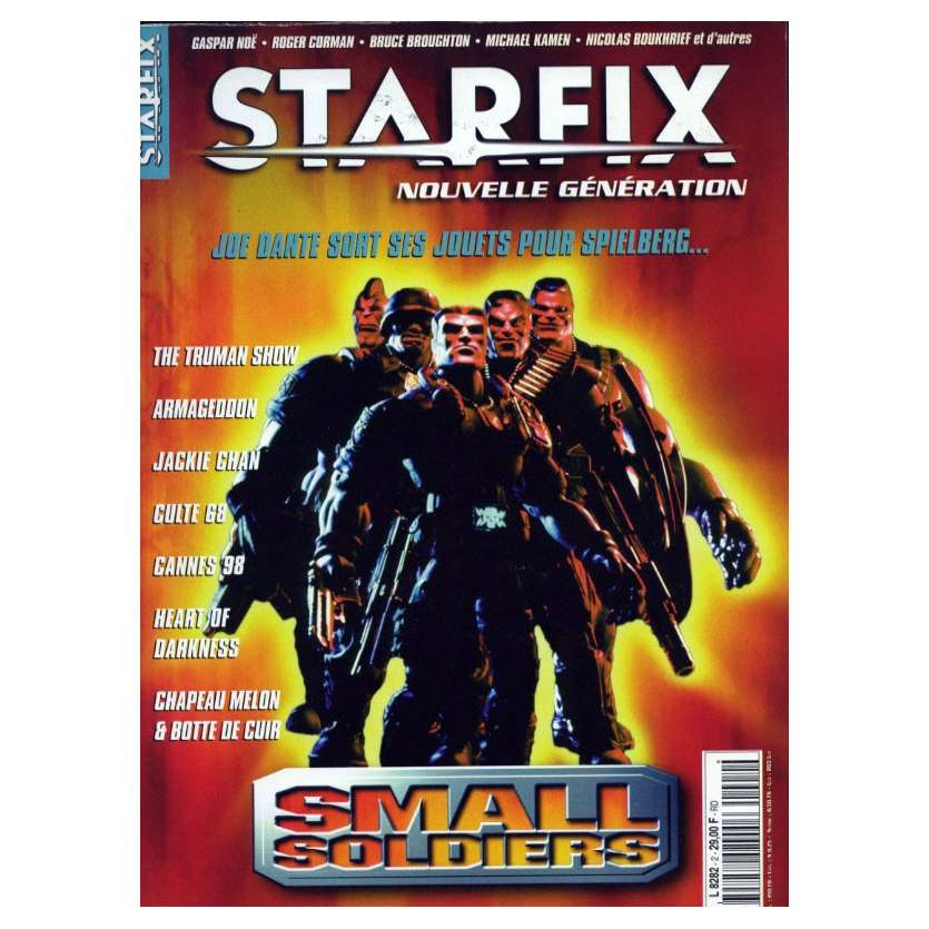 STARFIX Nlle Gen. N°2 Magazine - 1998 - Small Soldiers