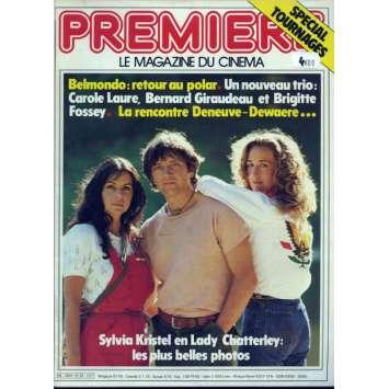 PREMIERE N°52 Magazine - 1981 - Bernard Giraudeau
