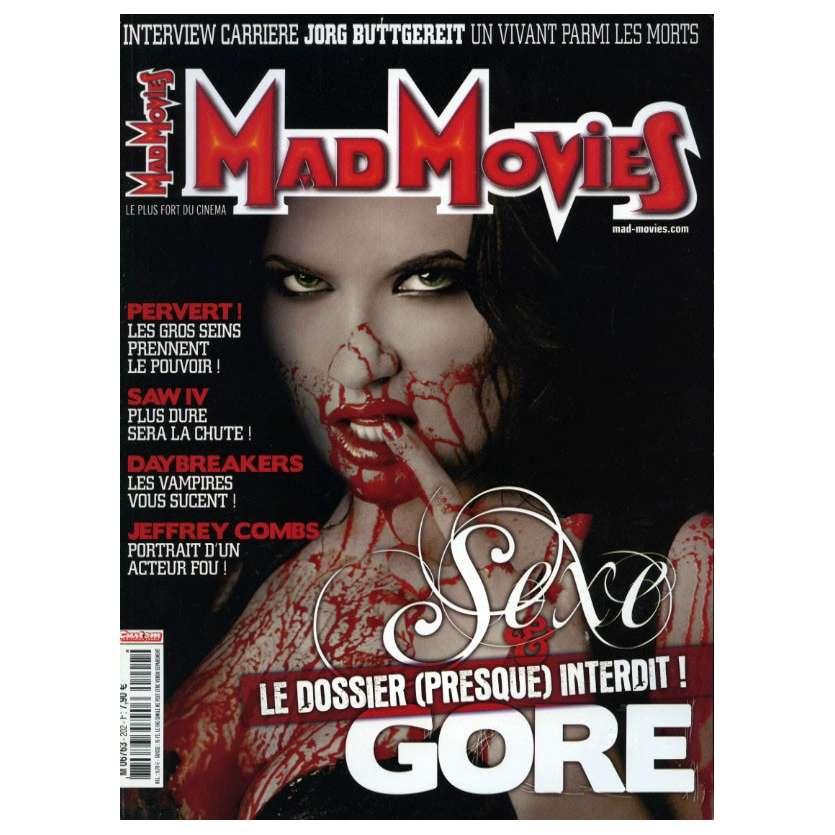 MAD MOVIES N°202 Magazine - 2003 - Sexe et Gore