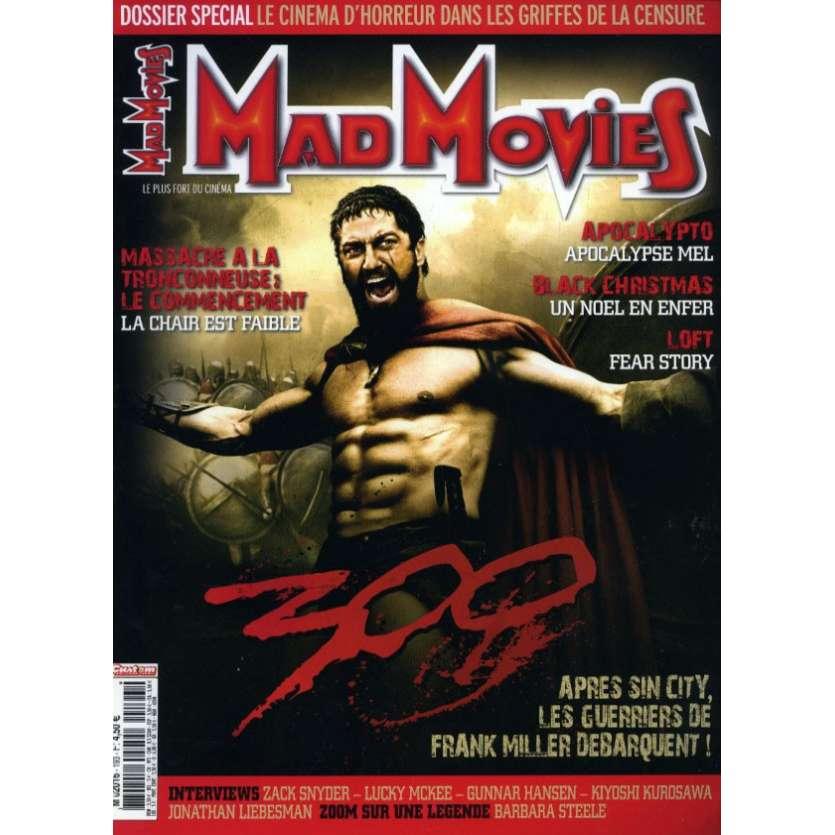 MAD MOVIES N°193 Magazine - 2007 - 300