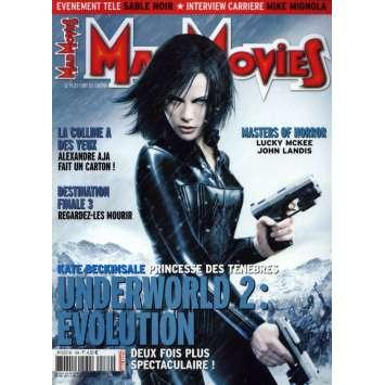 MAD MOVIES N°184 Magazine - 2006 - Underworld 2