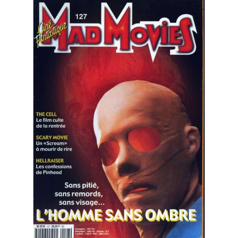 MAD MOVIES N°127 Magazine - 2000 - Hollow Man