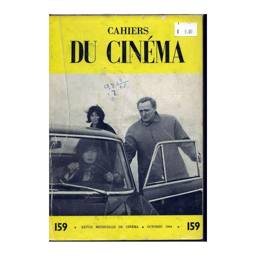 CAHIERS DU CINEMA N°159C Magazine - 1964 - Revue Mensuelle de cinéma C4