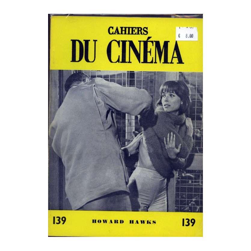 CAHIERS DU CINEMA N°139 Magazine - 1962 - Howard Hawks