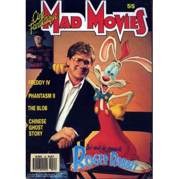 MAD MOVIES N°55 Magazine - 1987 - Invasion Los Angeles