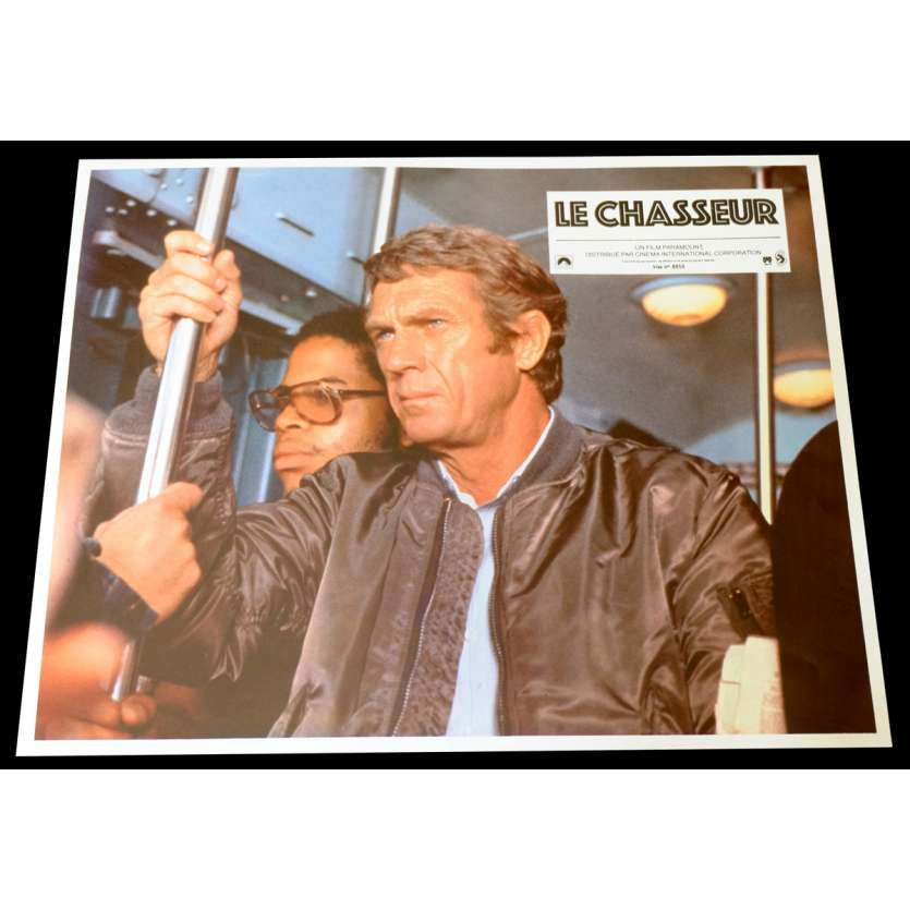 LE CHASSEUR Photo de film 2 21x30 - 1980 - Steve McQueen, Buzz kulick