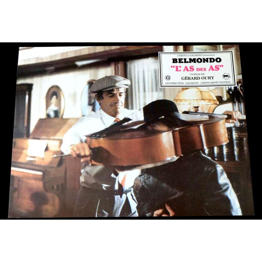 L'AS DES AS Photo de film 1 21x30 - 1982 - Jean-Paul Belmondo, Gérard Oury