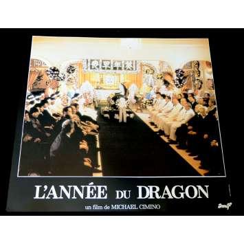 L'ANNEE DU DRAGON Photo de film 5 30x40 - 1985 - Mickey Rourke, Michael Cimino
