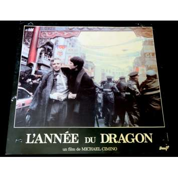 L'ANNEE DU DRAGON Photo de film 3 30x40 - 1985 - Mickey Rourke, Michael Cimino