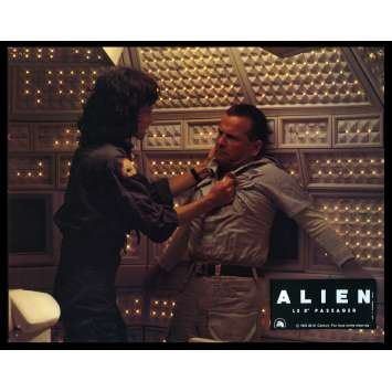ALIEN French Lobby Card 5 8x10 - 1979 - Ridley Scott, Sigourney Weaver