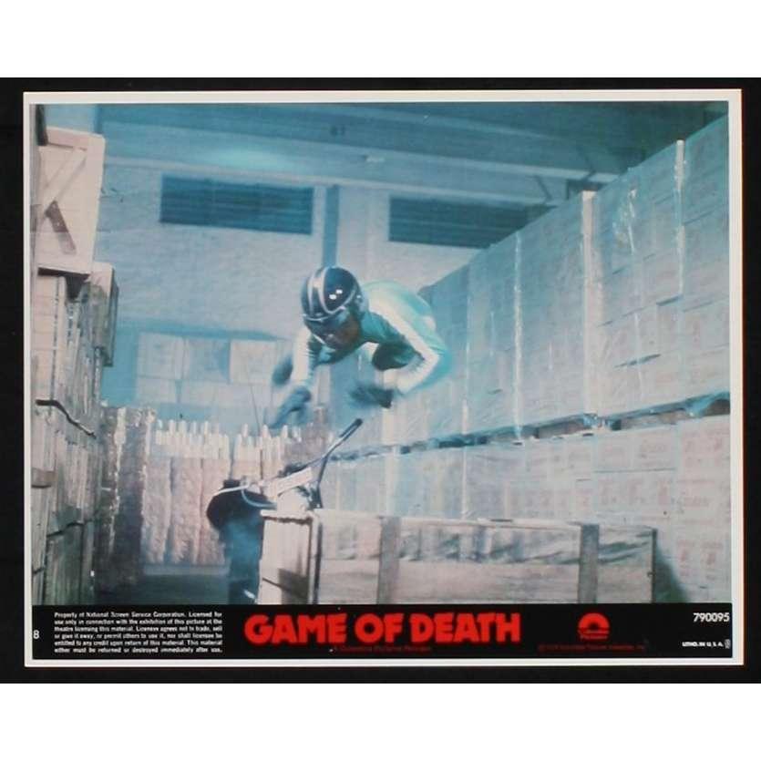 LE JEU DE LA MORT Photo de Film 6 20x25 - 1978 - Bruce Lee, Robert Clouse