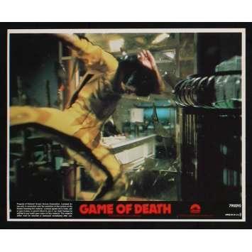 LE JEU DE LA MORT Photo de Film 5 20x25 - 1978 - Bruce Lee, Robert Clouse