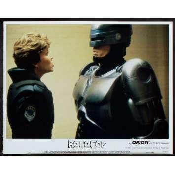 ROBOCOP Photo de film N5 28x36 - 1987 - Peter Weller, Paul Verhoeven