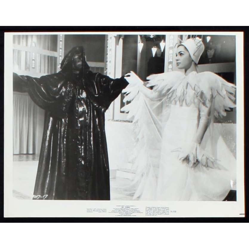 L'ABOMINABLE DR PHIBES Photo de film N2 20x25 - 1971 - Vincent Price, Robert Fuest