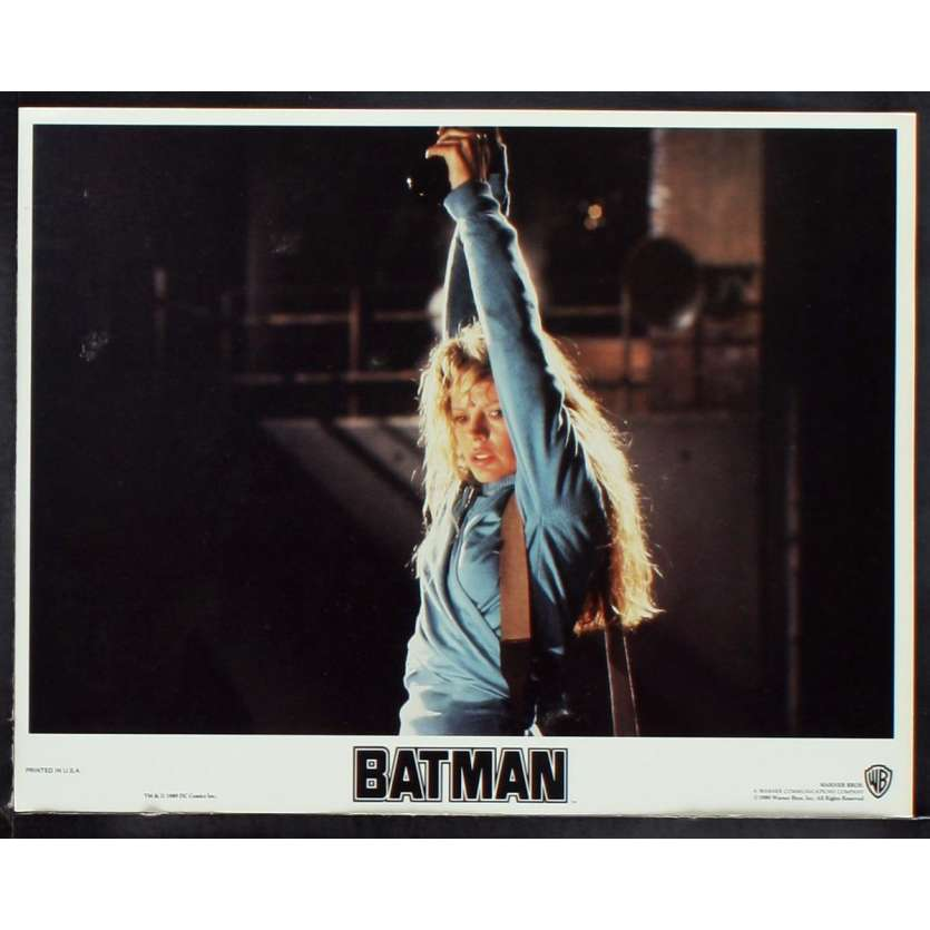 BATMAN Photos de film N2 28x36 - 1989 - Jack Nicholson, Tim Burton
