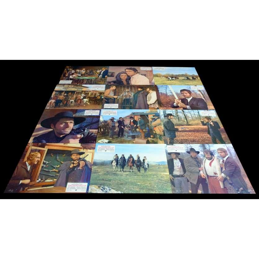 TODAY WE KILL, TOMORROW WE DIE French Lobby Cards x12 9x12 - 1968 - Tonino Cervi, Bud Spencer