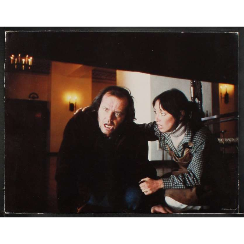 SHINING Photo de film 6 28x36 - 1980 - Jack Nicholson, Stanley Kubrick