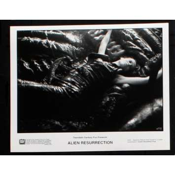 ALIEN RESURRECTION US Still 2 8x10 - 1997 - Jean-Pierre Jeunet, Sigourney Weaver