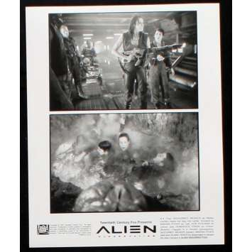 ALIEN RESURRECTION US Still 3 8x10 - 1997 - Jean-Pierre Jeunet, Sigourney Weaver