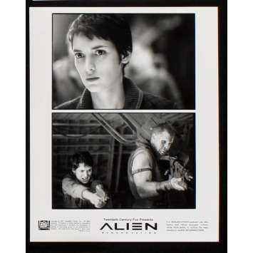 ALIEN RESURRECTION US Still 5 8x10 - 1997 - Jean-Pierre Jeunet, Sigourney Weaver