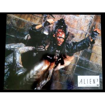 ALIEN III French Lobby Card 4 9x12 - 1992 - David Fincher, Sigourney Weaver