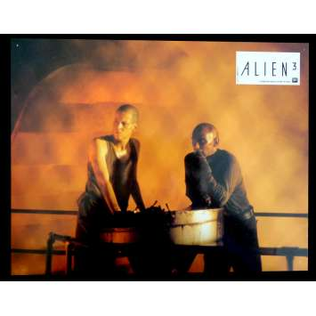 ALIEN III French Lobby Card 2 9x12 - 1992 - David Fincher, Sigourney Weaver
