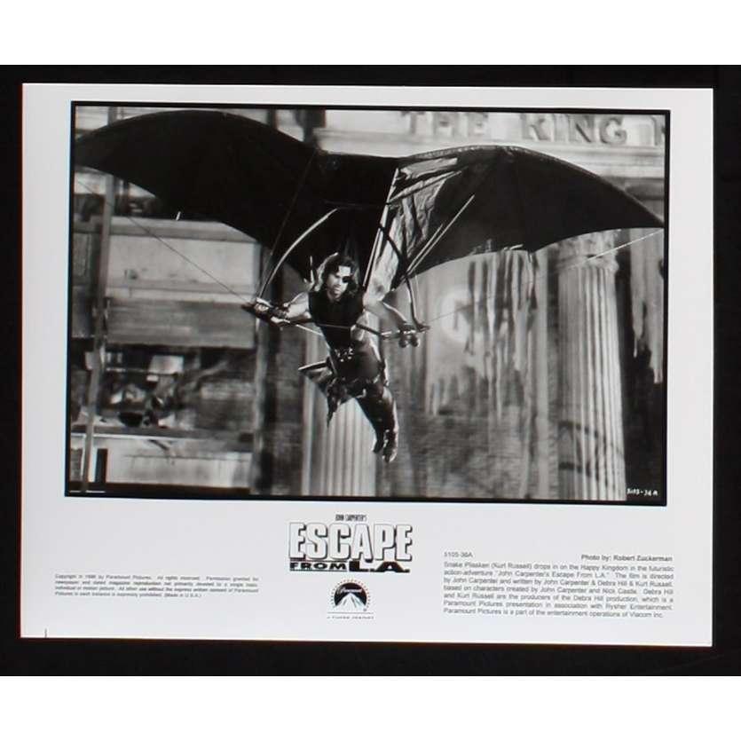 LOS ANGELES 2013 Photo de presse 6 20x25 - 1996 - Kurt Russel, John Carpenter