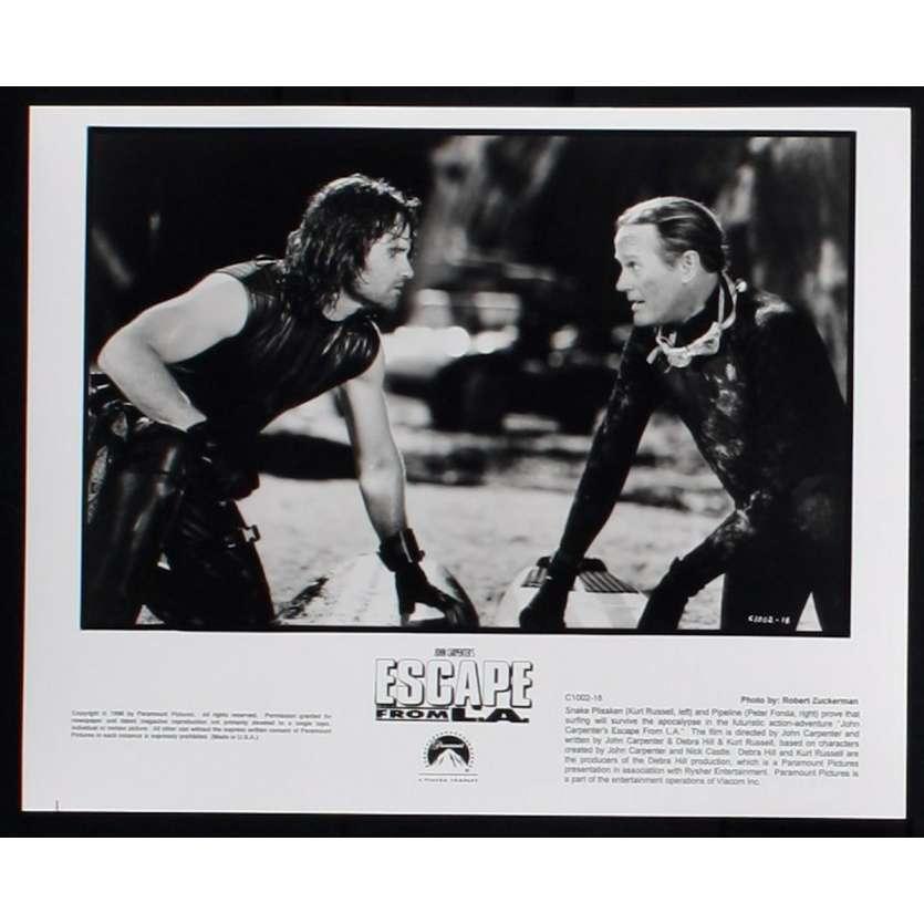 ESCAPE FROM L.A. US Still 4 8x10 - 1996 - John Carpenter, Kurt Russel