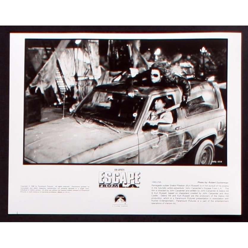 LOS ANGELES 2013 Photo de presse 1 20x25 - 1996 - Kurt Russel, John Carpenter