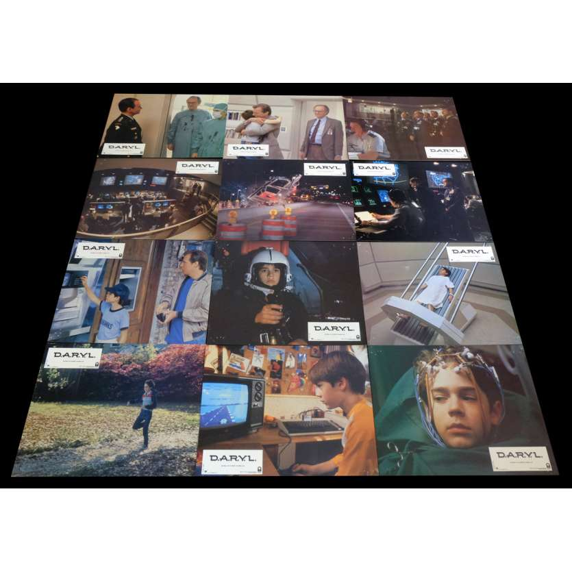 DARYL Photos de film x12 21x30 - 1985 - Michael McKEan, Simon Wincer