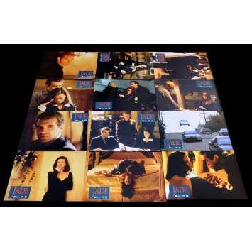 JADE French Lobby cards x12 9x12 - 1995 - William Friedkin, David Caruso