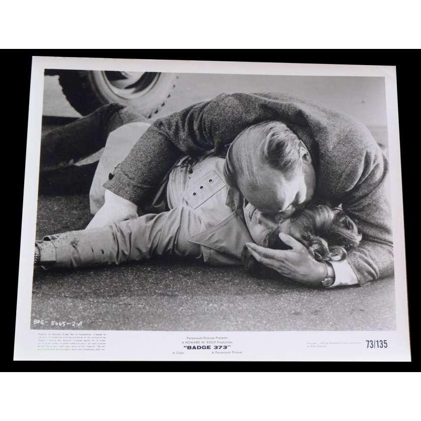 BADGE 373 US Press Still 4 8x10 - 1973 - Howard W. Koch, Robert Duvall