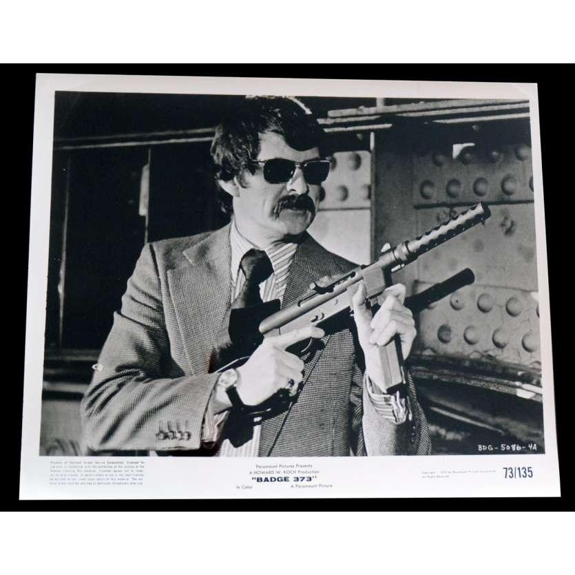 BADGE 373 US Press Still 2 8x10 - 1973 - Howard W. Koch, Robert Duvall