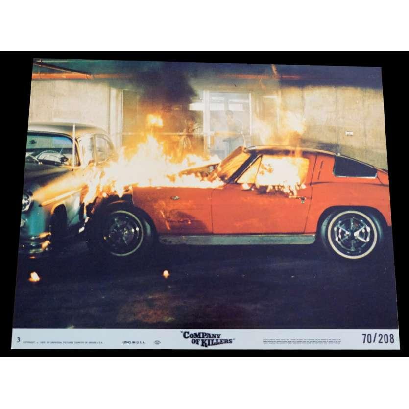 COMPANY OF KILLERS Photo d'exploitation 1 20x25 - 1970 - Van Johnson, Jerry Thorpe