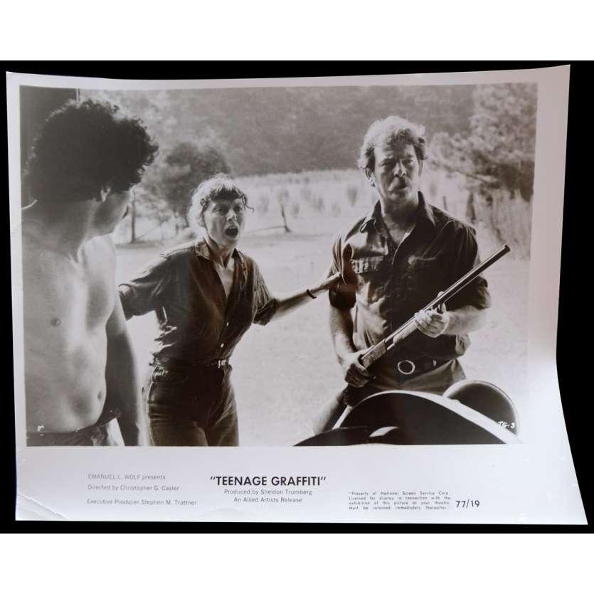 TEENAGE GRAFFITI Photo de presse 20x25 - 1977 - Michael Driscoll, Christopher G. Casler