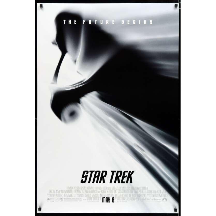 STAR TREK US Movie Poster 29x41 - 2009 - J. J. Abrahms, Chris Pine
