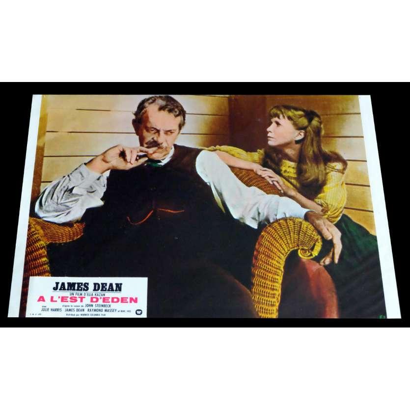 EAST OF EDEN French Lobby Card 3 9x12 - R1970 - Elia Kazan, James Dean