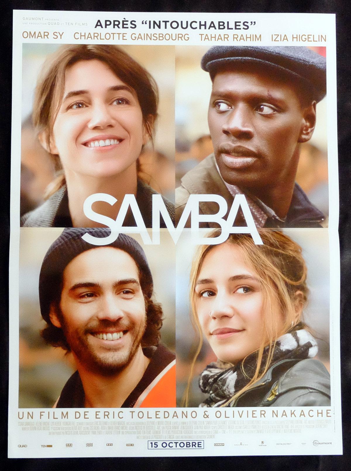 Кадры из фильма самба фильм