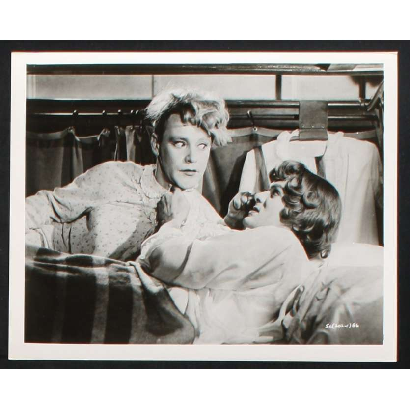 CERTAINS L'AIMENT CHAUD Photo de presse 2 20x25 - 1959 - Marilyn Monroe, Billy Wilder