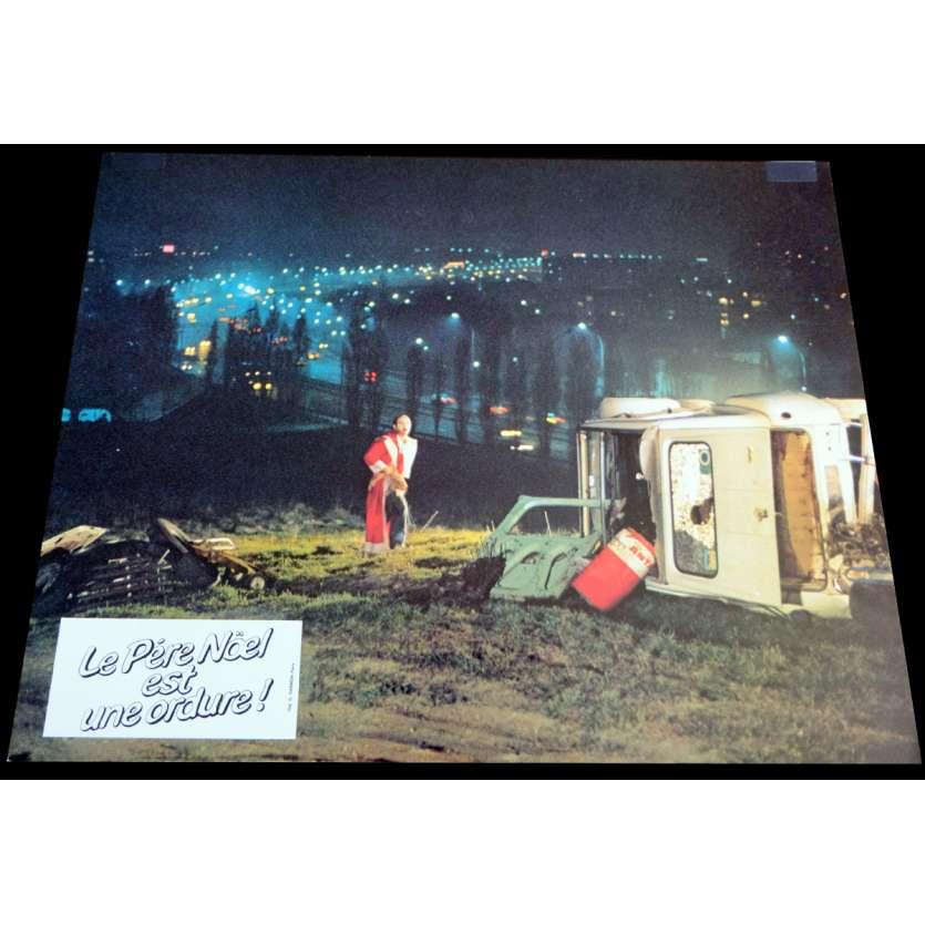 LE PERE NOEL EST UNE ORDURE French Lobby Card 9 9x12 - 1982 - Jean-Marie Poiré, Le Splendid