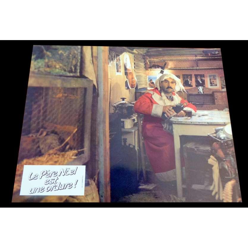 LE PERE NOEL EST UNE ORDURE French Lobby Card 5 9x12 - 1982 - Jean-Marie Poiré, Le Splendid