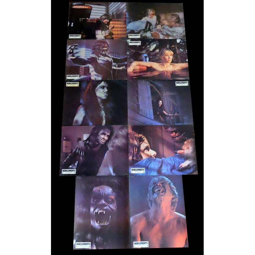 HOWLING French Lobby Cards x10 9x12 - 1981 - Joe Dante, Dee Wallace