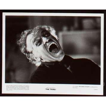 THE THING Photo de presse 7 20x25 - 1982 - Kurt Russell, John Carpenter