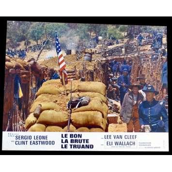 LE BON LA BRUTE ET LE TRUAND Photo de film N9 21x30 - 1968 - Clint Eastwood, Sergio Leone