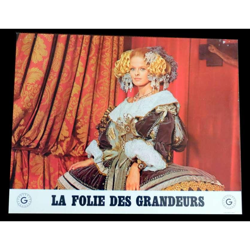 DELUSIONS OF GRANDEUR French Lobby Card N9 9x12 - 1971 - Gérard Oury, Louis de Funes