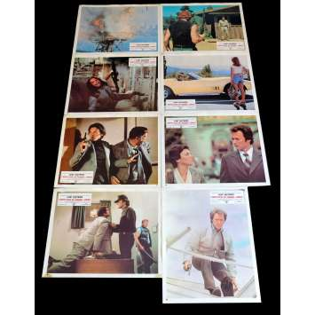 THE ENFORCER French Lobby Cards x16 9x12 - 1976 - James Fargo, Clint Eastwood