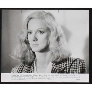 SUDDEN IMPACT US Movie Still N6 8x10 - 1983 - Clint Eastwood, Sondra Locke
